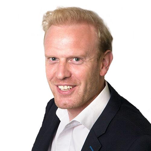 Ton Heerze   CEO for Webton